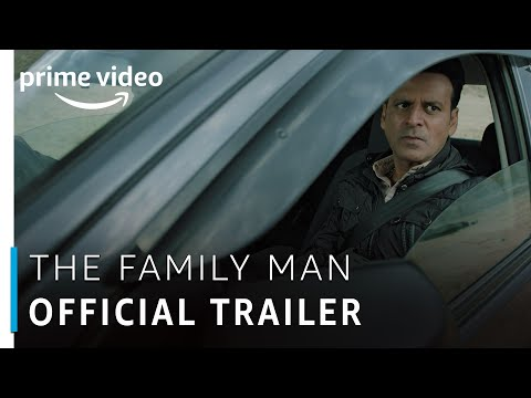 The Family Man – Official Trailer | Raj & DK | Manoj Bajpayee | Amazon Original | 20 Sept 2019