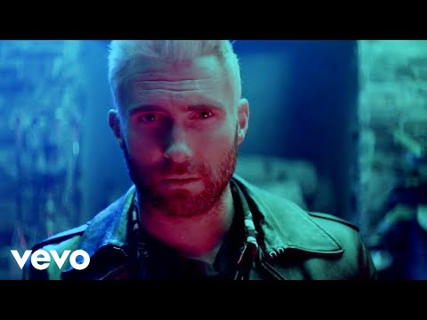 Maroon 5 Ft. Future – Cold Official Video Music