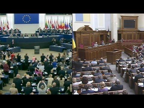 EU und Ukraine ratifizieren Assoziierungsabkommen