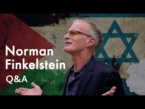 Finkelstein   Would an intervention by Pope Francis help solve the Israeli-Palestinian conflict?