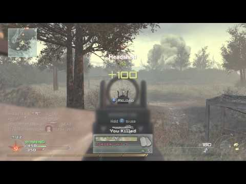 MW2 Best Way To Get MG Master Challenge.avi MP3