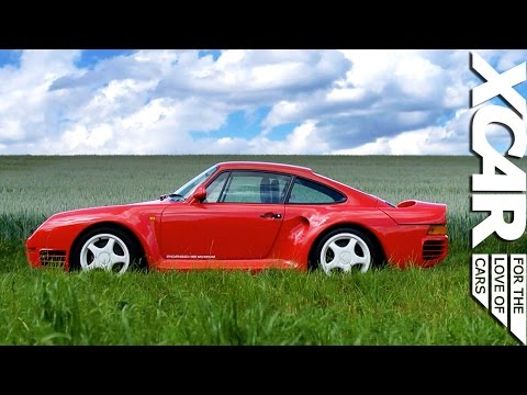 Porsche 959: Posterchild of the Supercar Renaissance - XCAR
