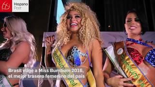 Download Brasil elige a Miss Bumbum 2016, el mejor trasero femenino 3Gp Mp4