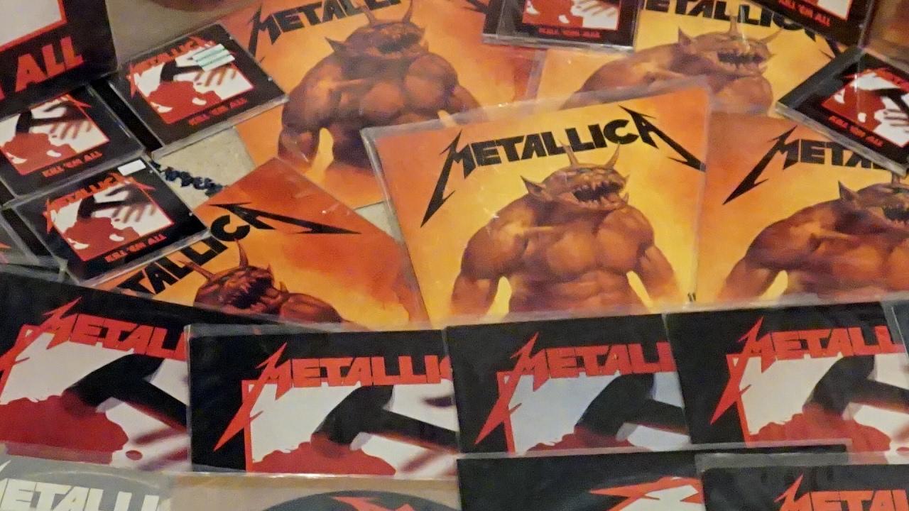 Metallica: Collect 'Em All (Doug Brown, Toronto, Canada)