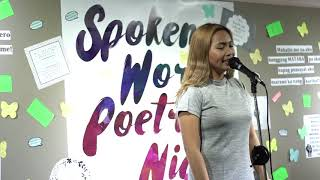 MY VALENTINE - Spoken Word Poetry // By Beverly Cumla