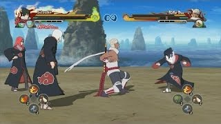 Naruto Shippuden The Movie: 6 - Naruto Shippuden Ultimate Ninja Storm Revolution   Killer Bee vs Team Taka
