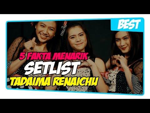 Download Lagu 5 Fakta Menarik Setlist Baru Team J JKT48  - Tadaima Renaichuu MP3 Free