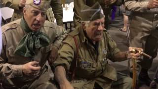 Wwii Vet Vince 34 Nuts 34 Speranza Singing With Wwii Adt Class 2016 03