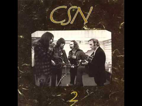 Crosby, Stills & Nash - I Used To Be A King