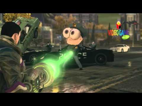 Saints Row IV Official Trailer VGB