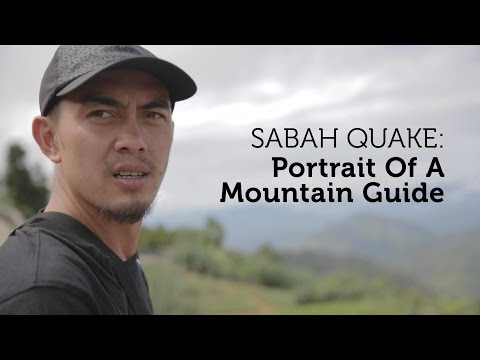 Portrait Of A Mountain Guide | Sabah Quake Specials | Channel NewsAsia Connect