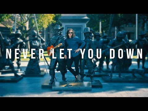 Lucas Hamming - Never Let You Down (Official Video)