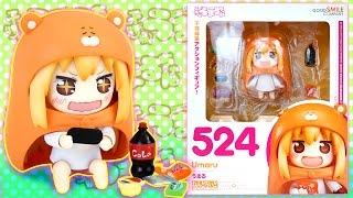 Anime Himouto Umaru-Chan Nendoroid - Kawaii Anime Figure Unboxing & Review