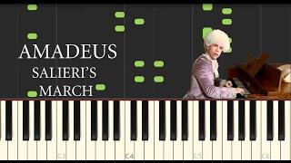 Mozart Salieri 39 S March Synthesia Amadeus Scene