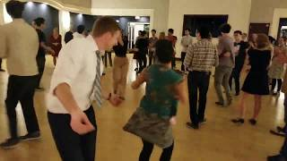 Jean, Bromley and baby social dance 2.11.2018 part 2