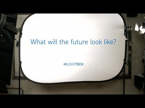 What the future will look like