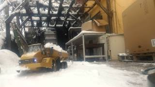 Wedico cat 740 snow action