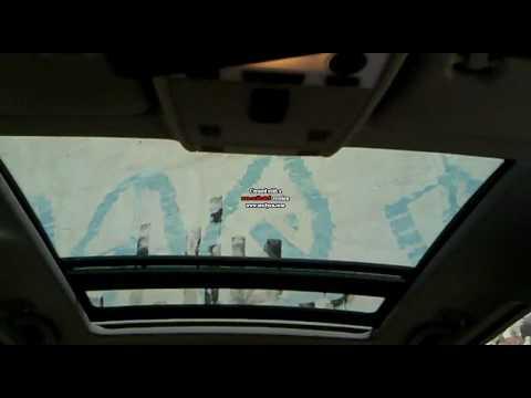 E91 Panorama sunroof