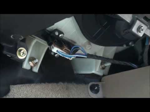 How to change a blower motor resistor in a nissan maxima for How much does a blower motor cost