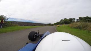 Ben Wheeler Empire Evo2 Llys Y Fran Hillclimb FTD 16 July 2017