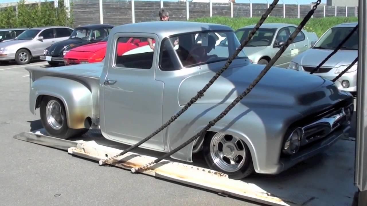 Ford F100 Hot Rod.mov