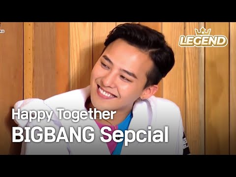 Happy Together Big Bang Sepcial 2015 06 11