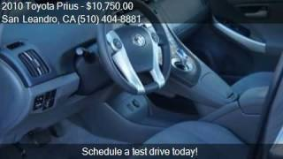 2010 Toyota Prius II Hatchback 4D for sale in San Leandro, C