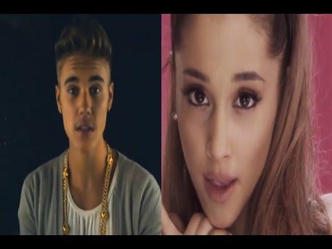 Justin Bieber y Ariana Grande Dueto Justin Bieber y Ariana
