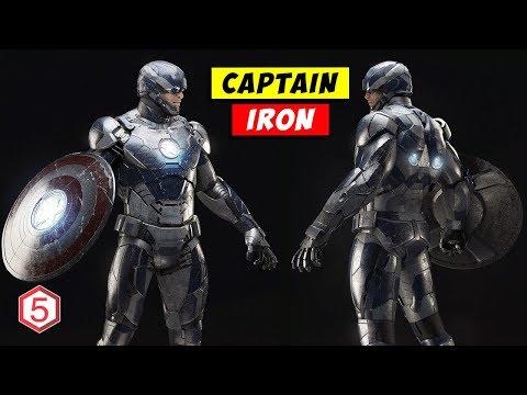 Download Ternyata Captain Amerika Pernah Jadi Seorang IRON MAN Mp4 baru