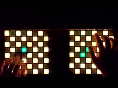 Daft Punk — Harder Better Faster Stronger (Launchpad S cover)