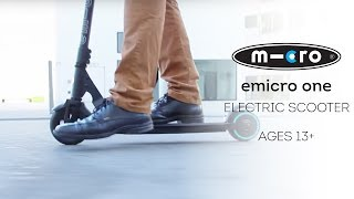 emicro one motion control