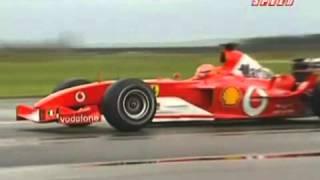 F1(法拉利) VS 戰鬥機(EF-2000)