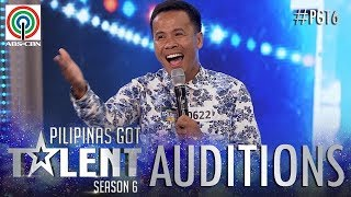 Pilipinas Got Talent 2018 Auditions: Jomel Cabico - Ogie Alcasid Impersonation - Sing