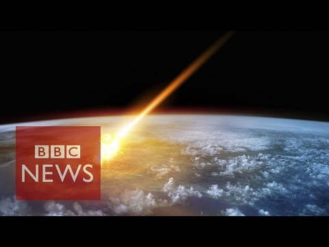 Watching the skies for asteroids that could threaten Earth