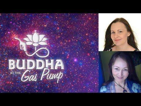 Ilona Ciunaite and Elena Nezhinsky - Buddha at the Gas Pump Interview