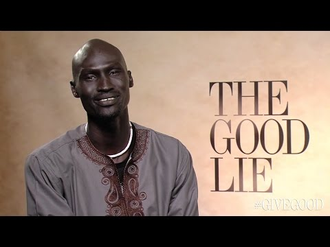 The Good Lie - #GIVEGOOD