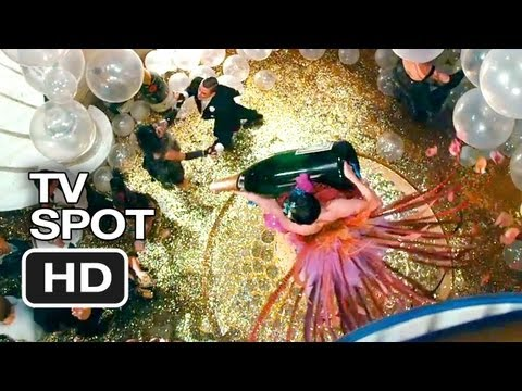 Great Gatsby Extended TV SPOT (2013) - Leonardo DiCaprio, Carey Mulligan Movie HD