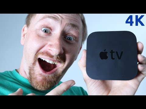 Apple TV (3rd Gen) Update 2015 - NEW Overview in 4K