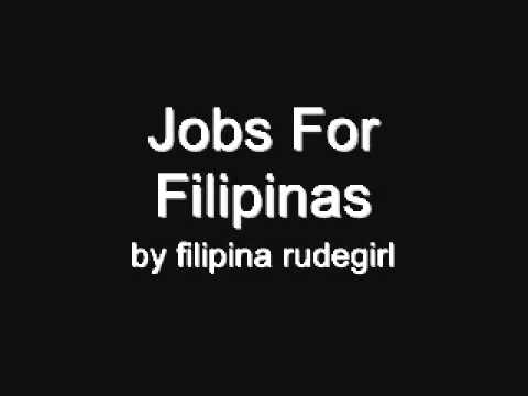 Work for filipinas.  Some filipinas make a full time income working online.
