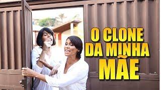 NOSSA MÃE FOI CLONADA