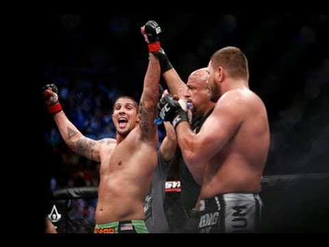 Ufc 165 Event Highlights Brendan Schaub Defeats Matt