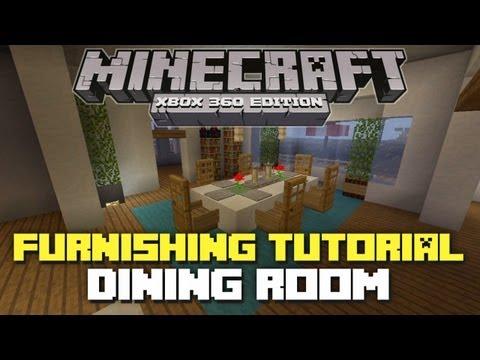 Dining Room Minecraft