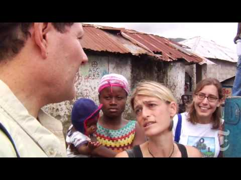 On the Ground with Nicholas D. Kristof - American Ingenuity in Haiti
