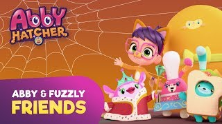 Abby Hatcher | Episode 42 - The Fuzzlies Trick or Treat | PAW Patrol Official & Friends