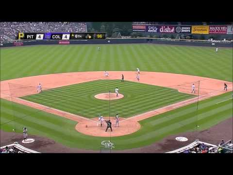 Josh Harrison 2014 Highlights[HD]