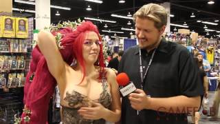 WonderCon 2014: Jacqueline Goehner Interview