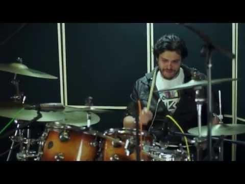 Brandon Davis Drum Cover Remix / David Guetta - Hey Mama Feat Nicki Minaj