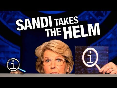 QI | Sandi Toksvig Takes The Helm