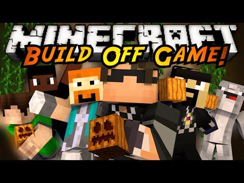 Minecraft Build Off : HALLOWEEN!