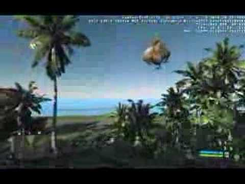 Crysis Sandbox 2 - Dino chicken hates water. Music Videos